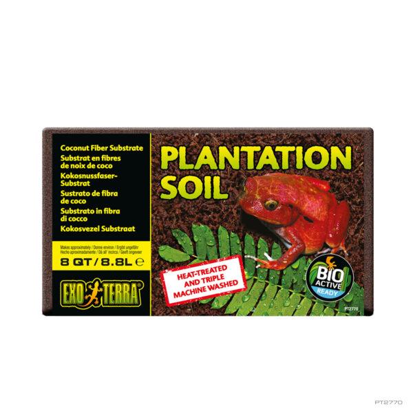 Plantation Soil Brick